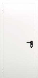 Однопольная глухая дверь ДПМ 01/60 (EI 60) — №09 (NEW)